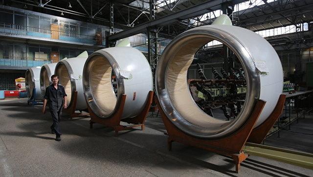 Объединенная авиастроительная корпорация начала выпуск композитных агрегатов в Воронеже