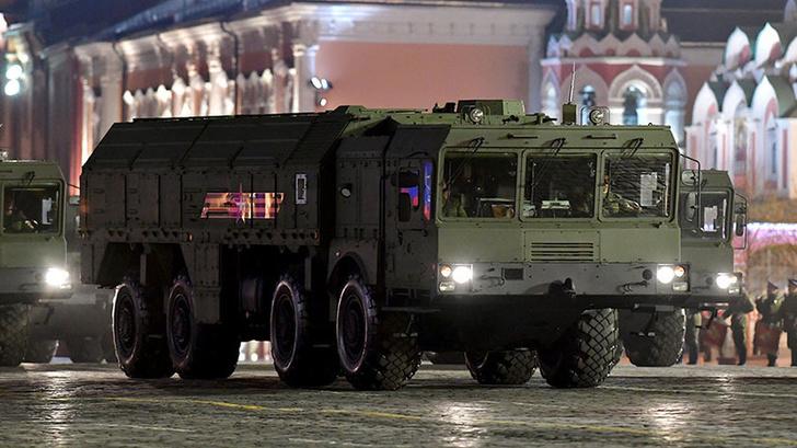 Российская армия завершила перевооружение ракетными комплексами «Искандер»