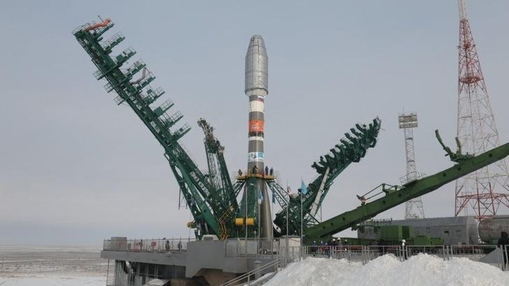 Россия вывела на орбиту 34 спутника OneWeb, запущенные на российской ракете «Союз-2.1б»