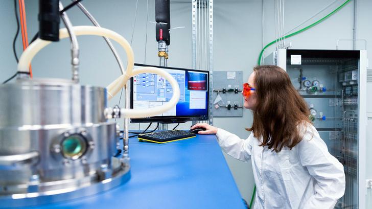 Контроль над процессом роста алмаза в лабораторных условиях © НИТУ «МИСиС»