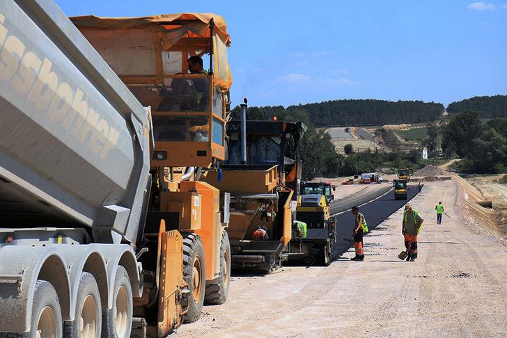 Фото: Пресс-служба Госкомитета дорожного хозяйства РК