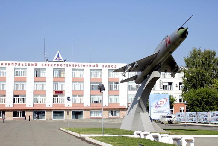 Сарапульский электрогенераторный завод освоил производство двигателей для ЗРК С-350 и С-400
