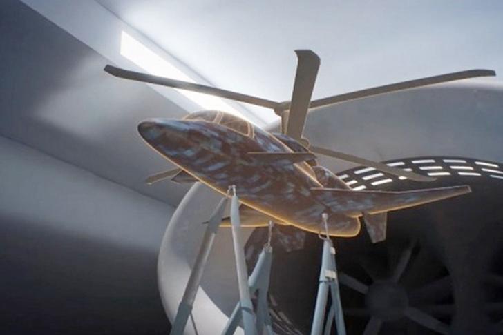 Опубликованы новые кадры с российским сверхскоростным боевым вертолетом