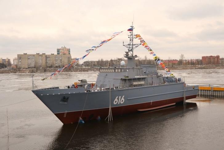 Фото: Пресс-служба Средне-Невского судостроительного завода