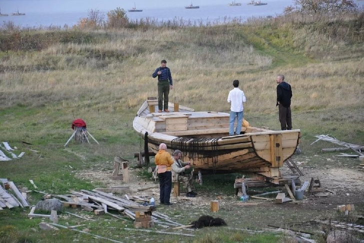 В Новгородской области построят копию древнего рыбацкого судна