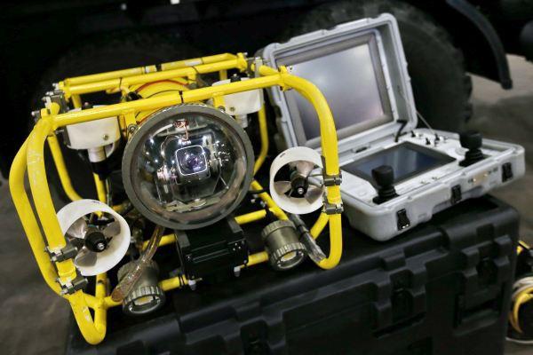 Подводный робот