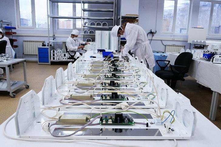 Екатеринбургский «Завод ЭМА» в 12 раз увеличил объемы производства рециркуляторов воздуха