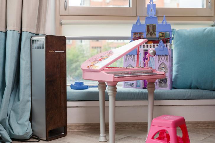 Применение рециркулятора Ультрафор в детском саду