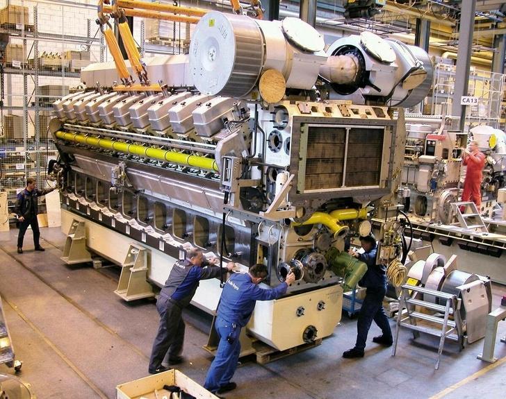Двигатели работающие на сжиженном природном газе