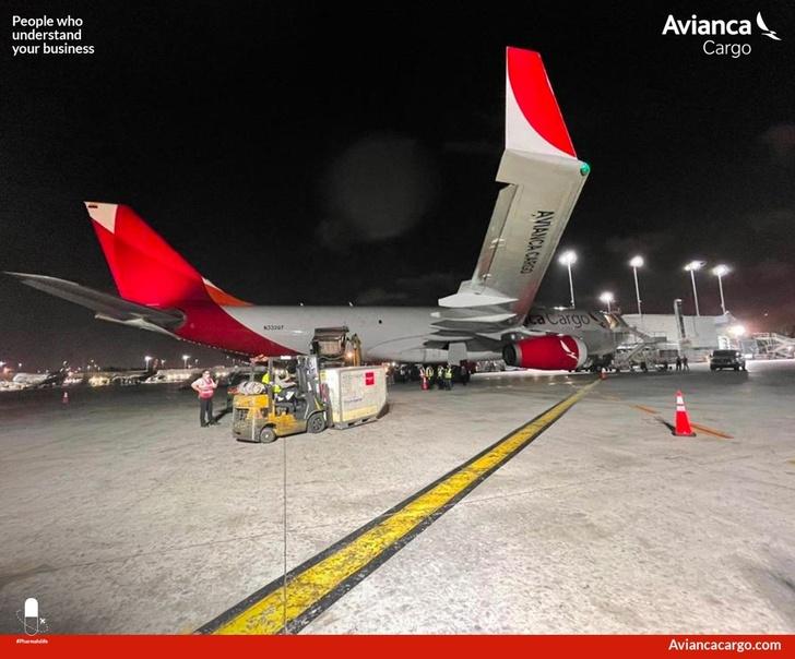 @Avianca_Cargo