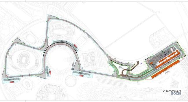Организаторы Гран-при России в Сочи объявили о том, что российский этап получил свое место в календаре на сезон 2014...