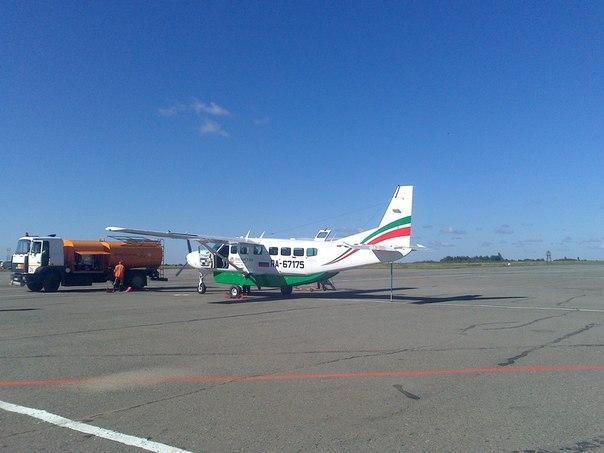 Cessna Grand Caravan в Йошкар-Оле