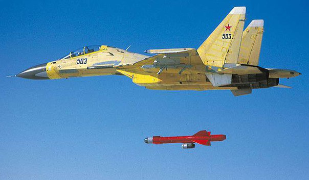 Россия поставила вКитай 200 ПКР Х-59МК.