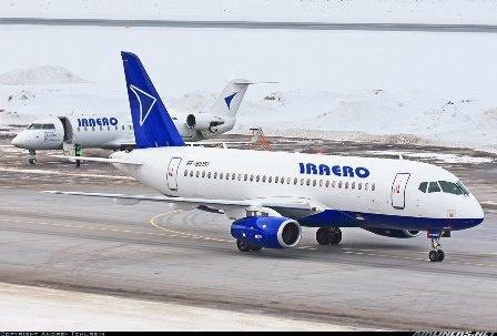 Изображение © ИрАэро, vk.com, airliners.net
