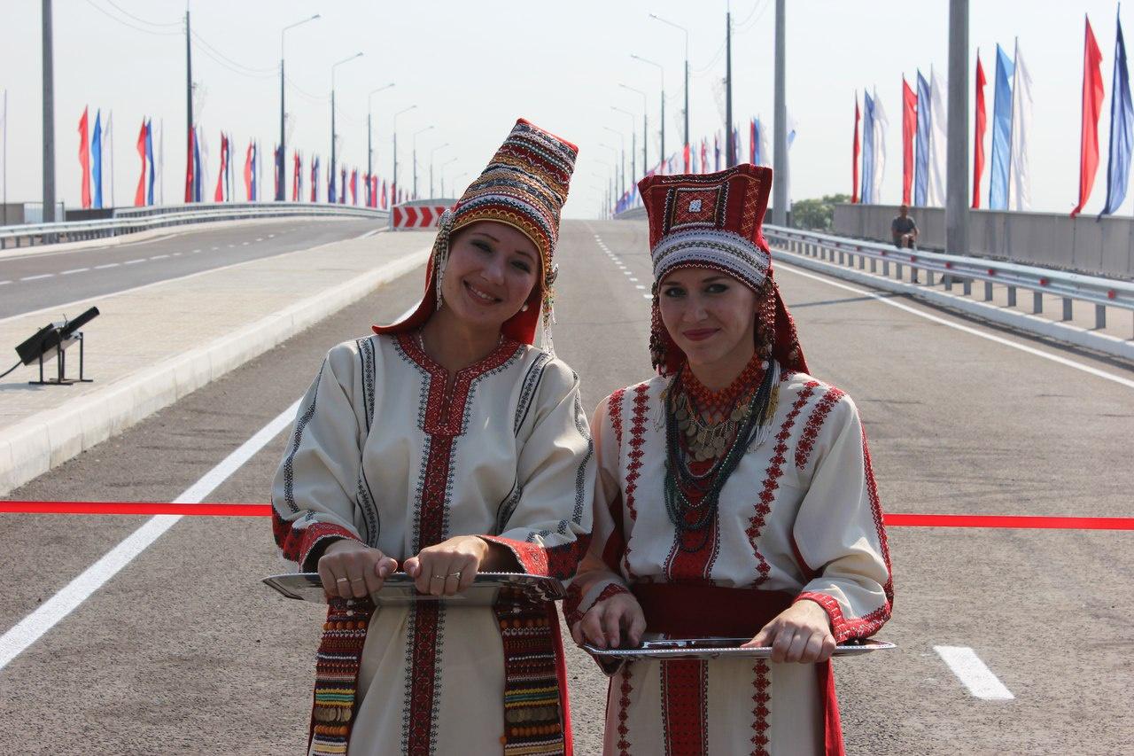 Праздник открытие дороги