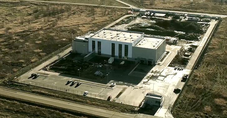 Завод «Габриэль-Хеми» на завершающем этапе строительства Фото: «Габриэль-Хеми»
