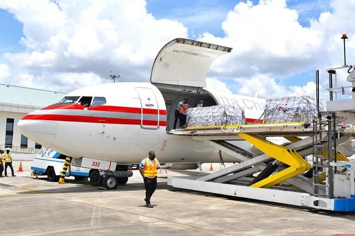 В Гайану доставлена первая партия вакцины «Спутник V»