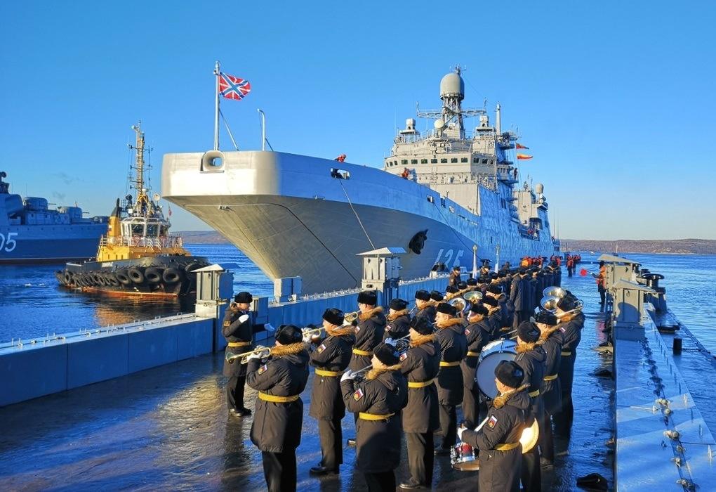 северный флот россии картинки награда была учреждена