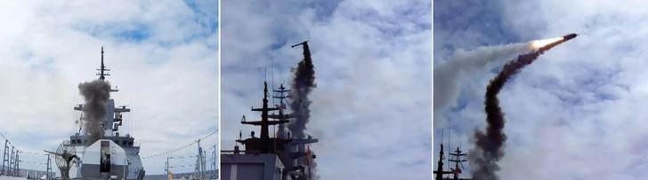 Корабельный ЗРК «Полимент-Редут» успешно прошёл госиспытания