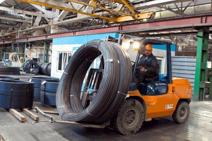 Продукция Белорецкого металлургического комбината сертифицирована для поставок на европейский рынок