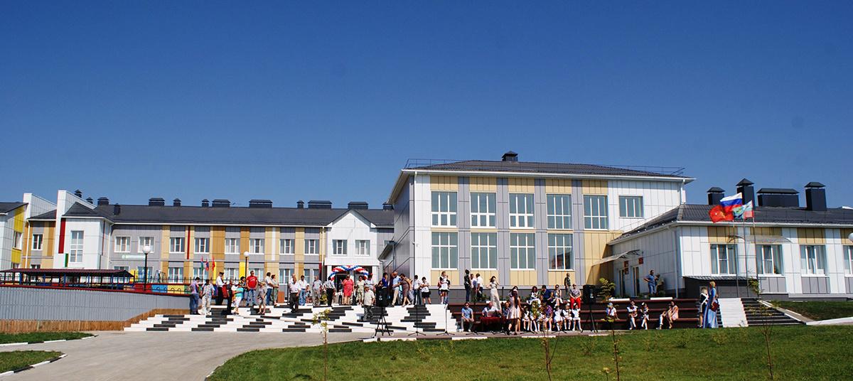 В селе Октябрьская Готня Белгородской области открыт новый  культурно-образовательный центр 92c7d724b34