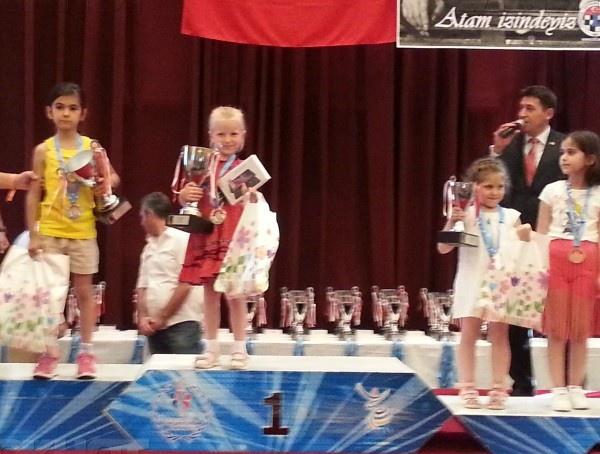 Украинка Ольга Балтажи стала чемпионкой мира по шашкам - Цензор.НЕТ 7923