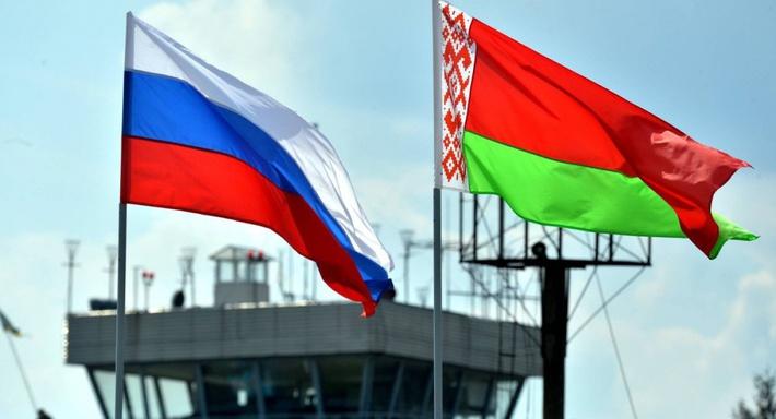 ПВО Россия - Белоруссия
