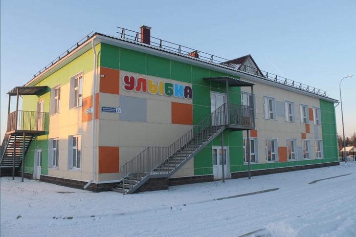 В селе Куяново Краснокамского района состоялось торжественное открытие детского сада на 95 мест
