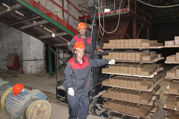 В Башкирии открылся восстановленный Малоустьикинский кирпичный завод