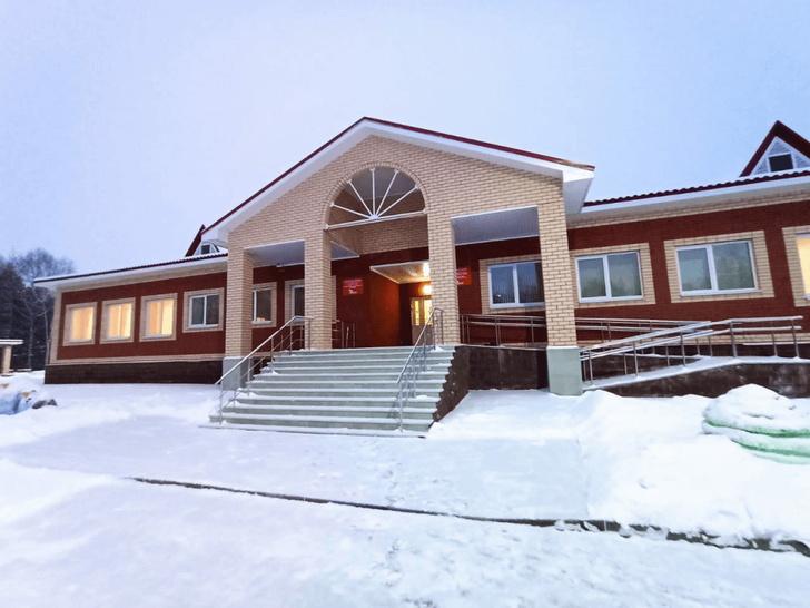 В с. Рсаево Илишевского района открыл свои двери новый детский сад на 50 мест