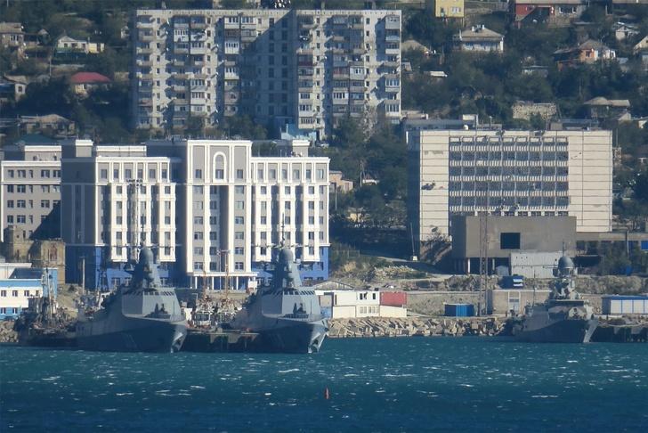 Пополнение для Черноморского флота