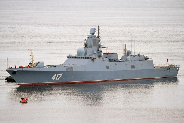 Заложены 2 фрегата и 2 БДК для ВМФ России