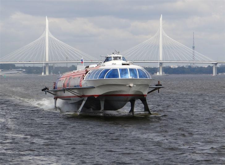 Санкт-Петербург обрёл новый облик