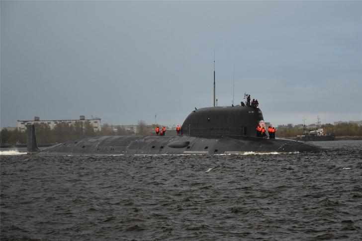 У Росії судять норвежця, який нібито збирав інформацію про атомні підводні човни - Цензор.НЕТ 2241