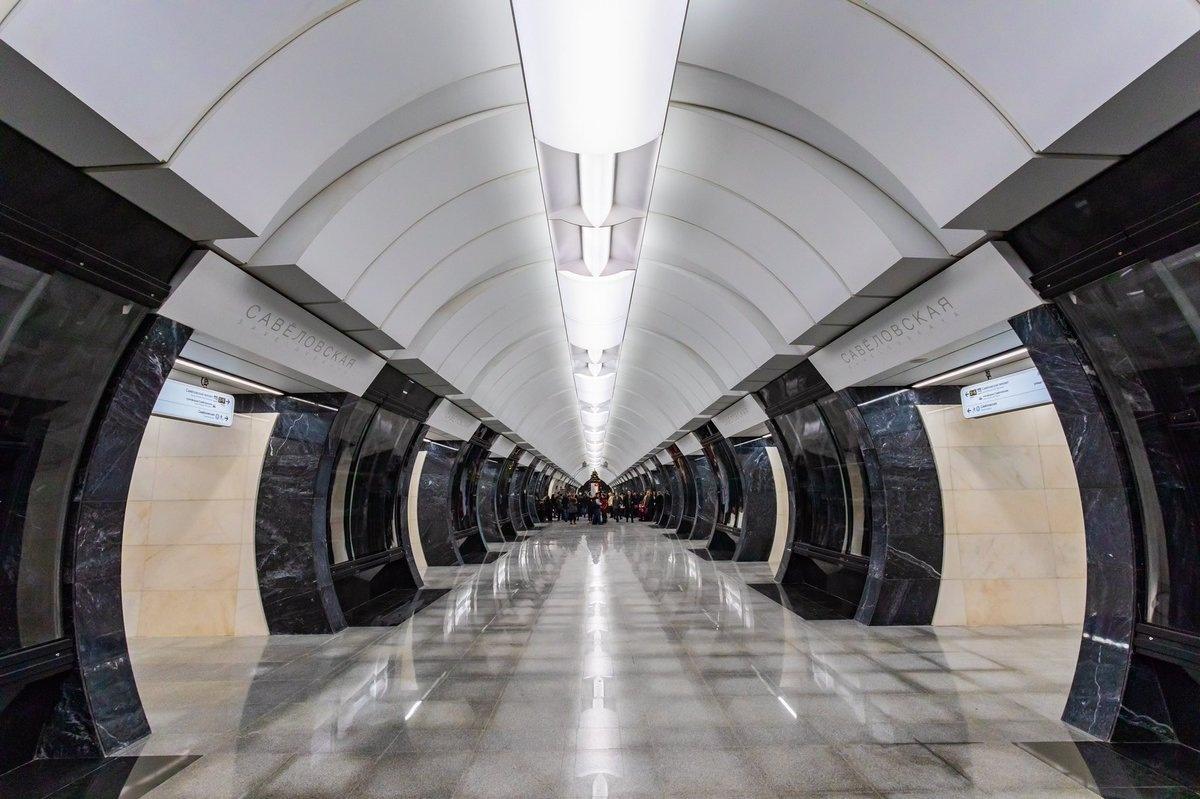 Мега в метро савеловская #3