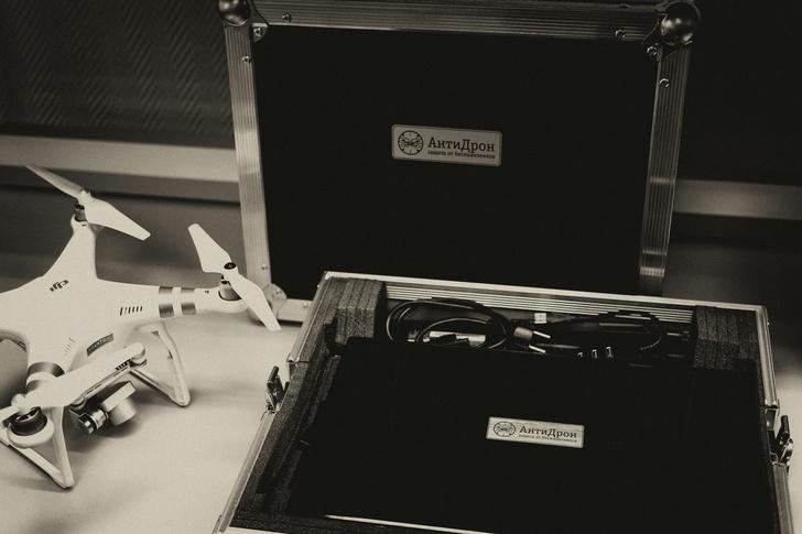 Новая система обнаружения дронов - АнтиДрон