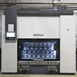 Завод «ЗиО-Подольск» перешел на автоматическую правку листов металла