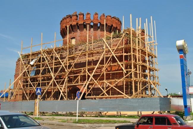 башня Костаревская