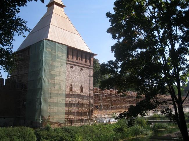 башня Копытенская