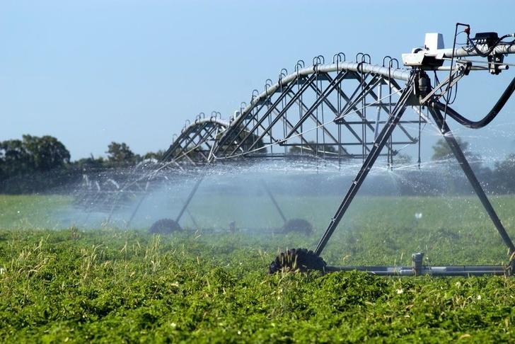 В Ставропольском крае продолжается введение новых орошаемых участков