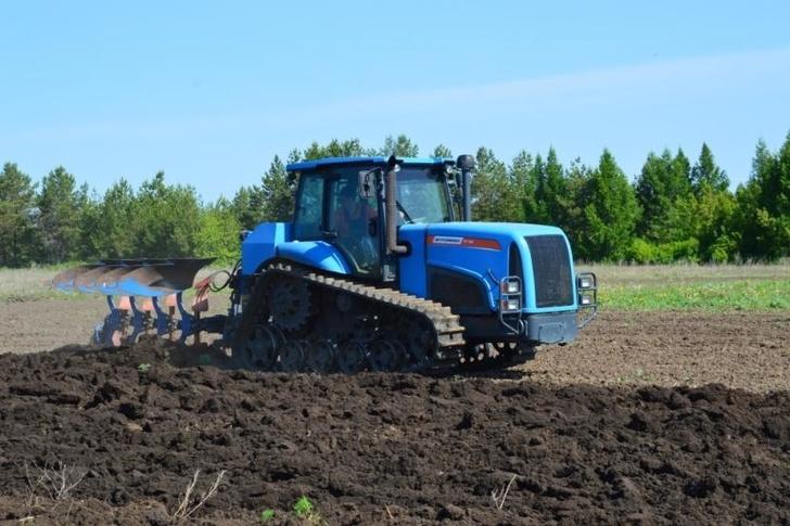 «Агромашхолдинг» представил модель трактора АГРОМАШ ТГ150 тягового класса 3