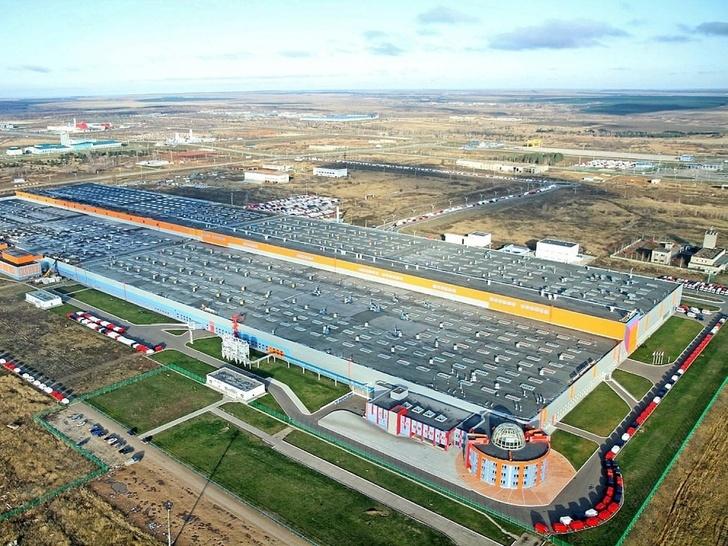 комбинат по выпуску биопротеина в Ленинградской области