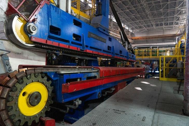 РУСАЛ запустил на БоАЗе новый литейный комплекс по производству сплавов повышенной прочности