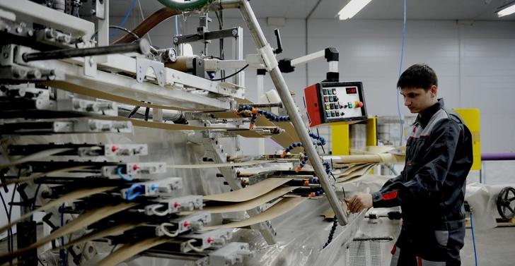 Производство картонной тары запущено в Курской области