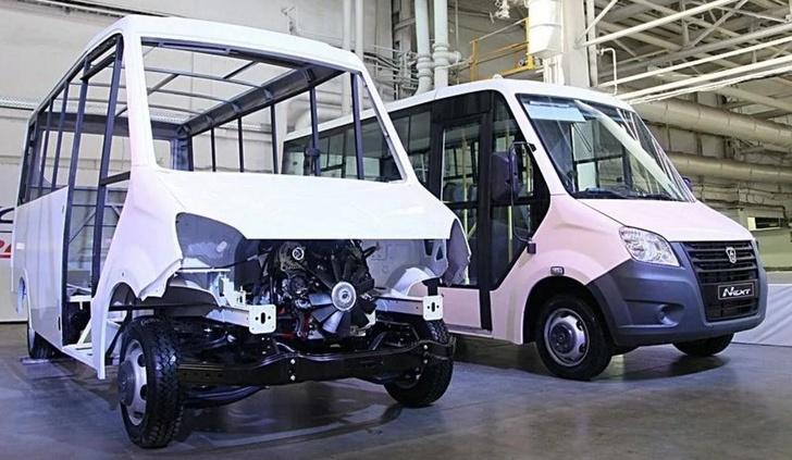 """Первая партия машинокомплектов для сборки микроавтобусов на базе """"Газели"""" отправлена во Вьетнам"""