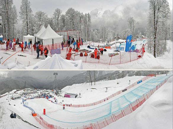 Лыжно-биатлонный комплекс «
