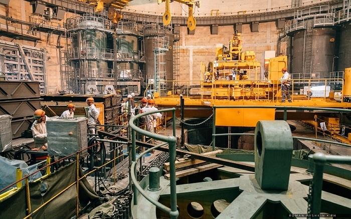 На энергоблоке №2 Нововоронежской АЭС-2 завершилась загрузка ИТВС