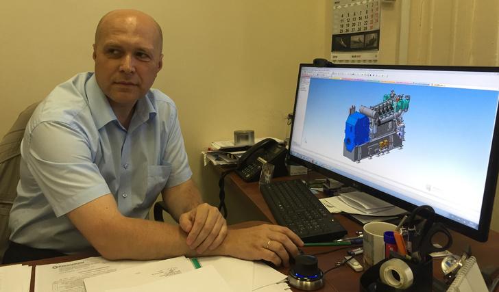 Главный конструктор АО «ЗВЕЗДА-ЭНЕРГЕТИКА» Андрей Кострыгин рассказывает о ходе проекта