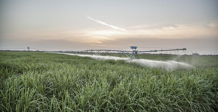 Пример продукции компании Valmont Irrigation