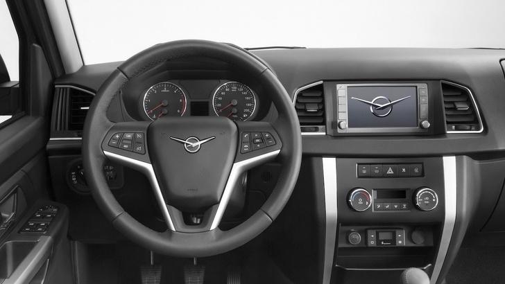 УАЗ Пикап с«автоматом» подорожал доначала продаж